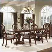 Somerton Melbourne Traditional 7 Piece Dining Set
