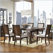 Somerton Shadow Ridge Modern 7 Piece Dining Set