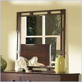 Somerton Enchantment Mirror in Rich Cappuccino