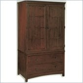 Somerton Enchantment TV Armoire in Rich Cappuccino