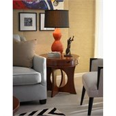 Somerton Manhattan Modern Art End Table