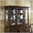 ADD TO YOUR SET: Somerton Marin Hutch in Warm Brown