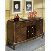 Somerton Marin Buffet in Warm Brown