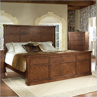 Somerton Barrington Panel Bed