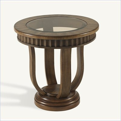 Somerton Inspiration Round End Table