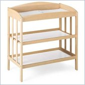 DaVinci Monterrey Wood Changing Table in Natural