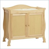 DaVinci Parker 2-Door Wood Changing Table  in Natural