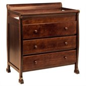 DaVinci Porter 3-drawer Changer in Cherry