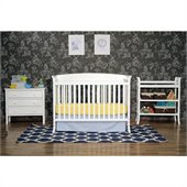 DaVinci Tyler Crib 5 Piece Set in White