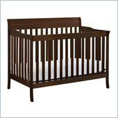Da Vinci Summit 4-in-1 Convertible Crib in Espresso
