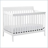 Da Vinci Summit 4-in-1 Convertible Crib in White