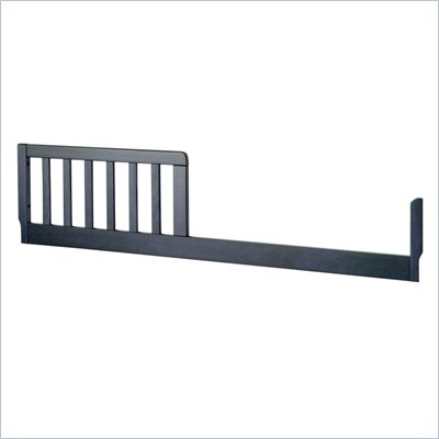 Da Vinci Toddler Bed Conversion Rail Kit in Ebony