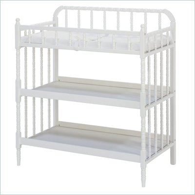 DaVinci Jenny Lind Wood Changing Table in White