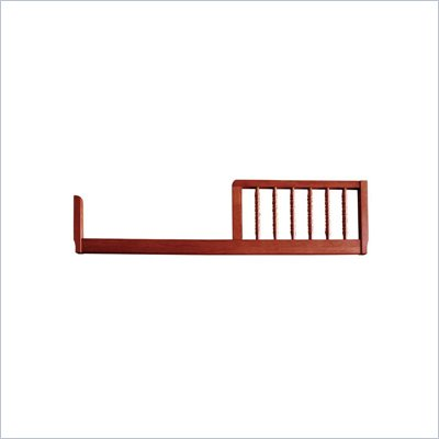 DaVinci Toddler Bed Conversion Rail in Cherry