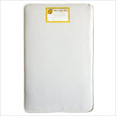 DaVinci Sunshine 3&quot; Mini Baby Crib Mattress Pad