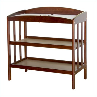 DaVinci Monterey Wood Changing Table in Cherry