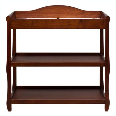 DaVinci Parker Baby Changing Table in Cherry