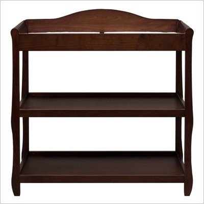 DaVinci Parker Baby Changing Table in Coffee