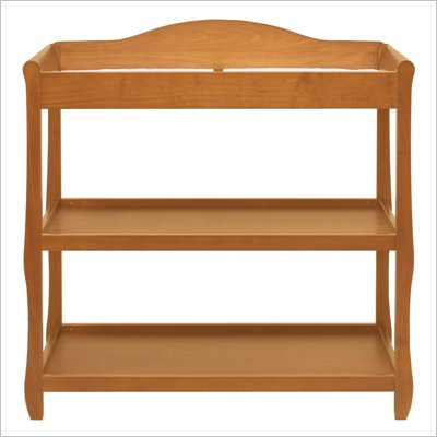 DaVinci Parker Baby Changing Table in Oak