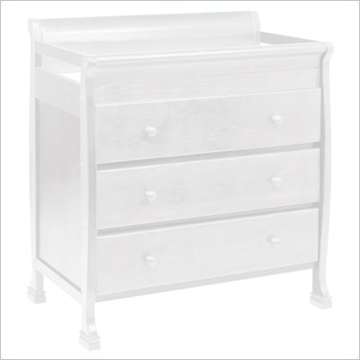 DaVinci Porter 3-drawer Changer in White