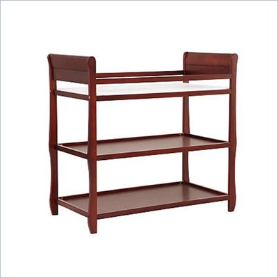 DaVinci Rowan Changing Table in Cherry
