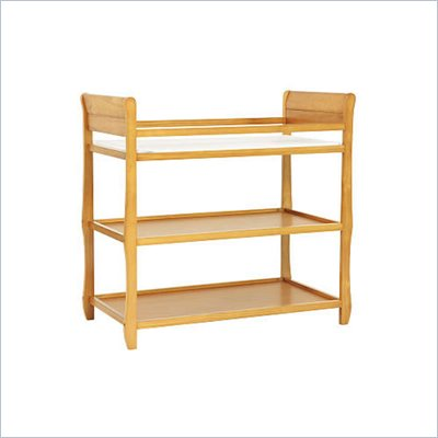DaVinci Rowan Changing Table in Oak