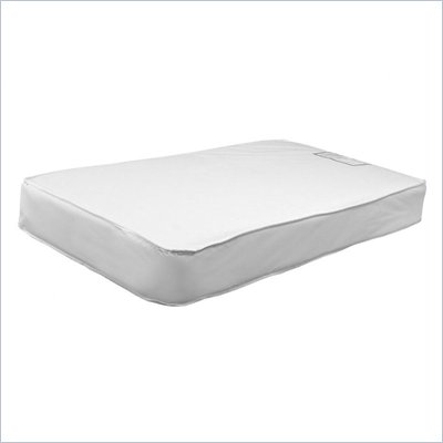 DaVinci Starbrite II 150 Coil Ultra Firm Crib Mattress