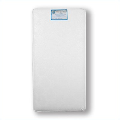 "DaVinci Twilight 6"" Polyester Baby Crib Mattress"