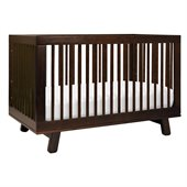 Babyletto Hudson 3-in-1 Convertible Crib in Espresso