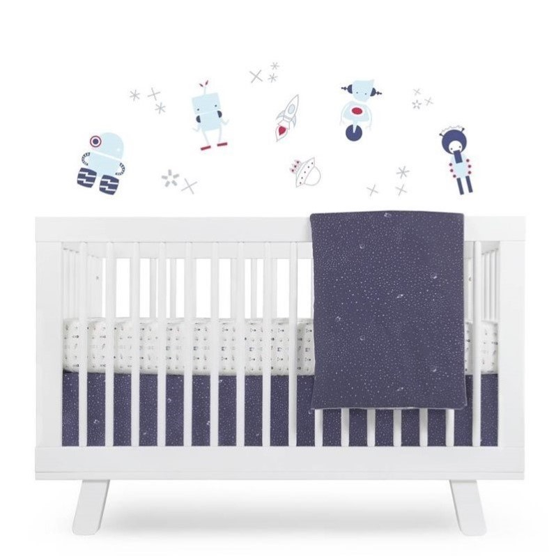Babyletto Galaxy 5-Piece Crib Bedding Set T8250