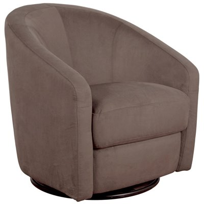Babyletto Madison Swivel Glider in Slate