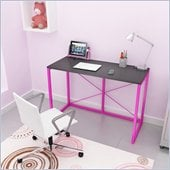 Atlantic Inc Tech Desk In Pink