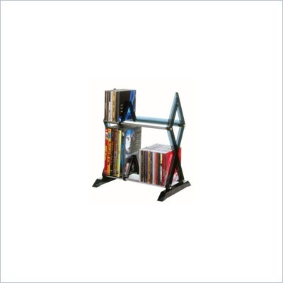 Atlantic Inc Multimedia Shelving - 52 CD 36 DVD