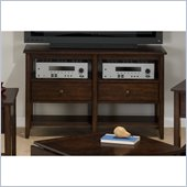 Jofran 354 Series Sofa Table/TV Stand in Newport Cherry