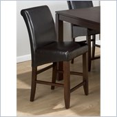 Jofran 888 Series Leather Counter Height Stool (Set of 2)