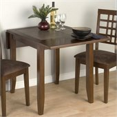 Jofran 976 Series Casual Dining Table in Caleb Brown Finish