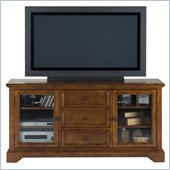Jofran 045 Series TV Stand in Torrey Pine Finish