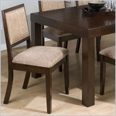 Jofran 326 Series Soho Fabric Dining Side Chair (Set of 2)