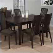 Jofran 471 Series Rectangular Dining Table in Ryder Ash Finish