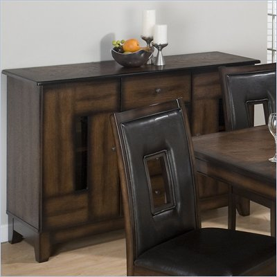 Jofran 431 Series Server Sideboard in Oak