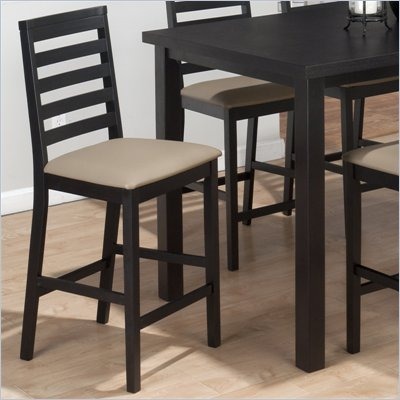 Jofran 596 Series Stone Faux Leather Counter Stool (Set of 2)