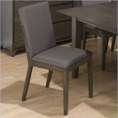 Jofran 728 Series Fabric Dining Side Chair (Set of 2)