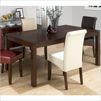 Jofran 888 Series Rectangular Casual Dining Table in Carlsbad Cherry