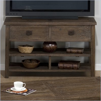 Jofran Sylvan TV Stand in Elm Finish