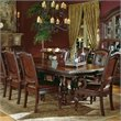 ADD TO YOUR SET: Steve Silver Company Antoinette Extension Dining Table in Cherry and Mahogany Finish