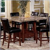 Steve Silver Company Montibello Counter Height Dining Table