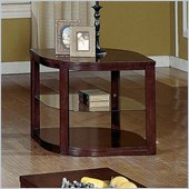 Steve Silver Company Florence Cherry End Table