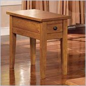 Steve Silver Company Liberty Chairside End Table
