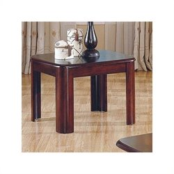 Steve Silver Company Lidya Cherry End Table