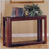 Steve Silver Company Lidya Cherry Sofa Table